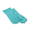 BWK183L:  Boardwalk® Nitrile Flock-Lined Gloves