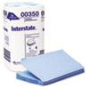 GPC00350:  Interstate® Two-Ply Singlefold Auto Care Paper Wipers