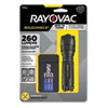 RAYRN3AAABA:  Rayovac® LED Aluminum Flashlight