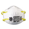 MMM8210:  3M Particulate Respirator 8210, N95
