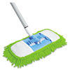 QCK060:  Quickie® Swivel Soft™ Microfiber Hardwood Dust Mop