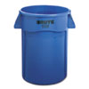 RCP264360BE:  Rubbermaid® Commercial Vented Round Brute® Container