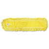 RCPJ15700YEL:  Rubbermaid® Commercial Trapper® Looped-End Dust Mop