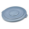 RCP265400GY:  Rubbermaid® Commercial Round Brute® Lid