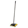 RCP421388BLA:  Rubbermaid® Commercial Dual Action Sweeper