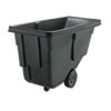 RCP9T1700BLA:  Rubbermaid® Commercial Tilt Truck