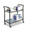 SAF5337BL:  Safco® Wire Utility Cart