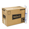 SCC404CT:  SOLO® Cup Company White Paper Water Cups