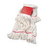 BWK503WHCT:  Boardwalk® Super Loop Wet Mop Head