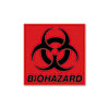 RCPBP1:  Rubbermaid® Commercial Biohazard Decal