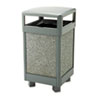 RCPR36HT2000PL:  Rubbermaid® Commercial Aspen Series Receptacles