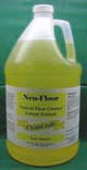 Neu-Floor:  Neutral Floor Cleaner, Lemon Scented
