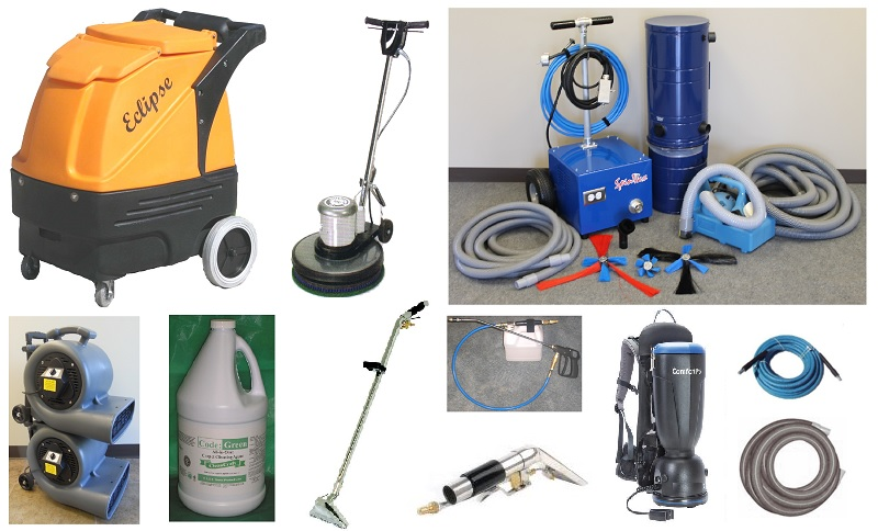 Equipment And Tools Carpet Cleaning Equipment