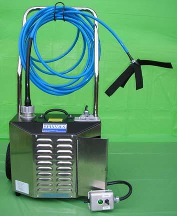 Spinvax 1000 Machine Only