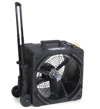 Powr-Flite F5 Axial Fan w/ Hdl Wheels, 3000 CFM