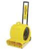 Powr-Flite Powr-Dryer Yellow 1/2 HP Air Mover