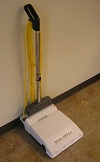 CleanCraft Wide-Sweep Upright Vacuum & Sweeper